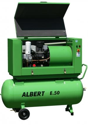 Винтовой компрессор Atmos Albert E.50