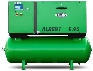 Винтовой компрессор Atmos Albert E95