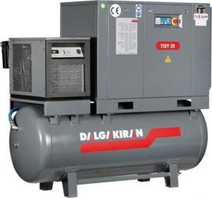 Винтовой компрессор Dalgakiran Tidy 20