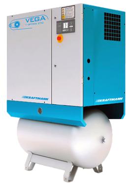 Винтовой компрессор Kraftmann Vega 16