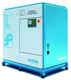 Винтовой компрессор Almig Gear 55
