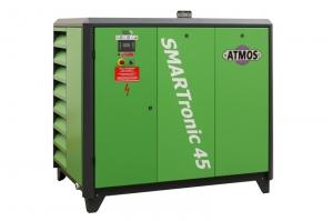 Винтовой компрессор Atmos Smartronic ST 45+