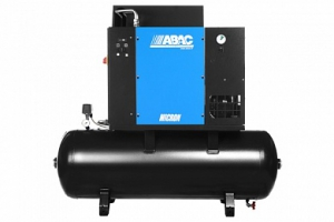 Винтовой компрессор Abac Micron.E 3 - 270