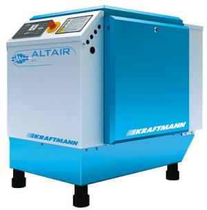 Винтовой компрессор Kraftmann Altair 16