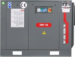 Винтовой компрессор Dalgakiran Tidy 25