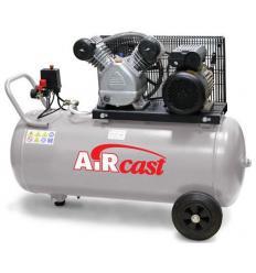 Поршневой компрессор Remeza (Aircast) СБ 4/С-90 LB75 SPE390R бензиновый ручной