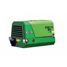 Дизельный компрессор Atmos DP 15 стационарный