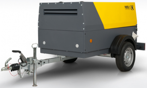 Дизельный компрессор Comprag Porta 9 Dry