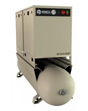 Спиральный компрессор Remeza КС 10-8-270
