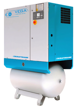 Винтовой компрессор Kraftmann Vega 6