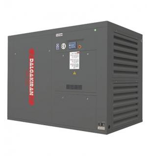 Винтовой компрессор Dalgakiran DVK125 D