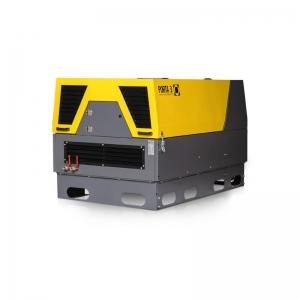 Дизельный компрессор Comprag Porta 12S Dry