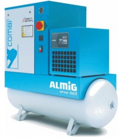 Винтовой компрессор Almig Pack 5S