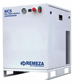 Спиральный компрессор Remeza КС 5-10-270