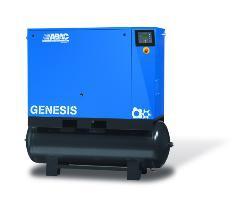 Винтовой компрессор Abac Genesis 18,5/500