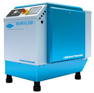 Винтовой компрессор Kraftmann Sirius 16 O