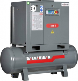 Винтовой компрессор Dalgakiran Tidy 5 Compact