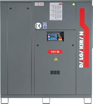 Винтовой компрессор Dalgakiran Tidy 40