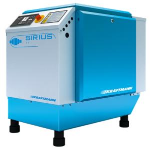Винтовой компрессор Kraftmann Sirius 15